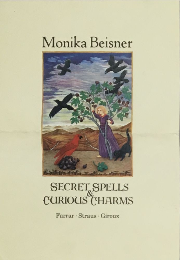 Secret Spells & Curious Charms [Poster]. Monika Beisner.