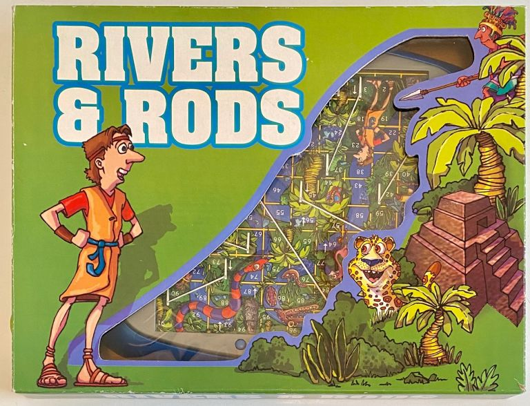 Rivers and Rods. Mormon, LDS.