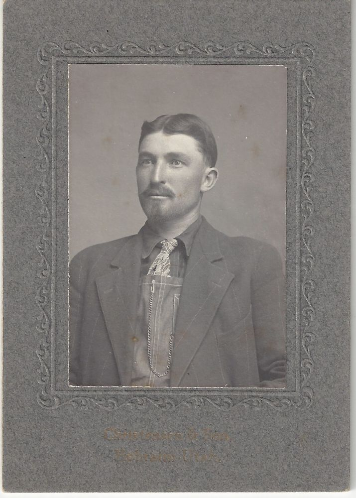 Freeman Oviatt. J. P. Christensen, Louis P. Christensen.