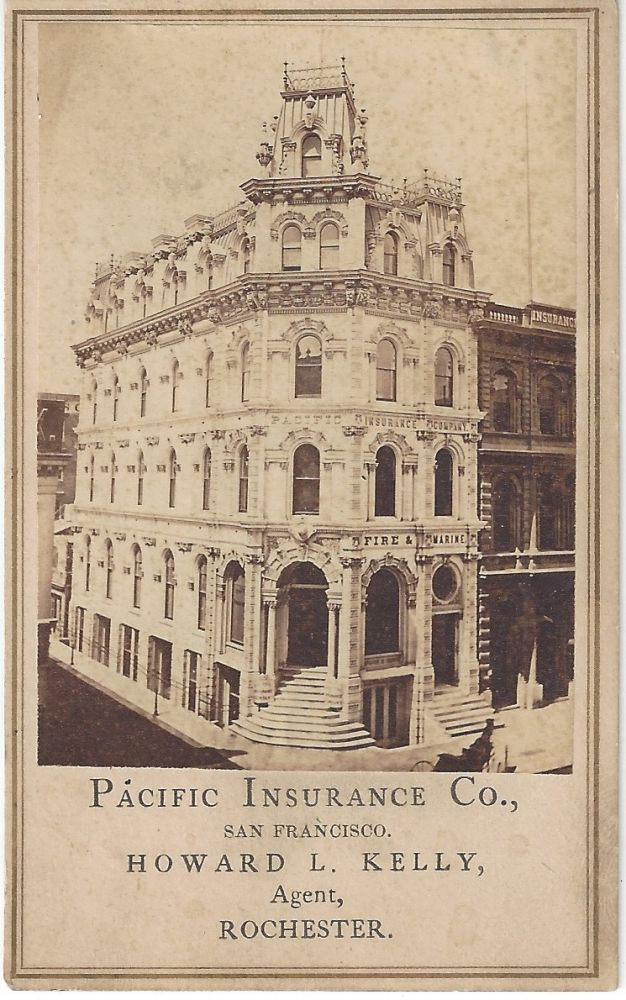 Pacific Insurance Company. Thomas Houseworth.