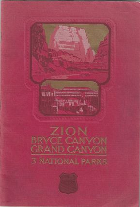 Zion - Grand Canyon - Bryce Canyon National Parks. The Cedar Breaks / Kaibab National Forest....