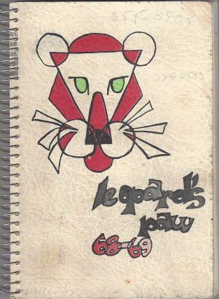 The Leopard's Pa': A Handbook & Student Directory, 1968-1969. East Salt Lake City High School
