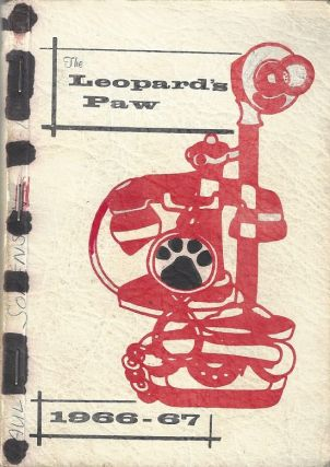 The Leopard's Pa': A Handbook & Student Directory, 1966-1967. East Salt Lake City High School