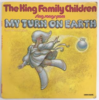 The King Family Children sing songs from My Turn on Earth (and other favorites). Carol Lynn...