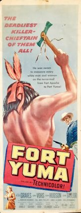 Fort Yuma. Movie Poster