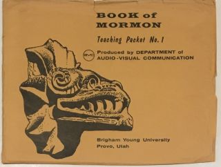 Book of Mormon Teaching Packet No. 1. Marion D. Hanks, Hugh W. Nibley Daniel Ludlow, Eldin Ricks