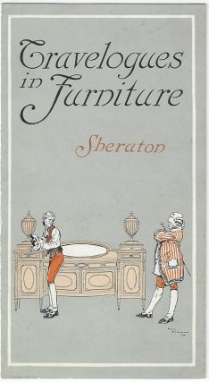 Travelogues in Furniture: Sheraton, 1760-1820. Berkey, Gay