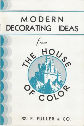 Modern Decorating Ideas from the House of Color. Zena Dare