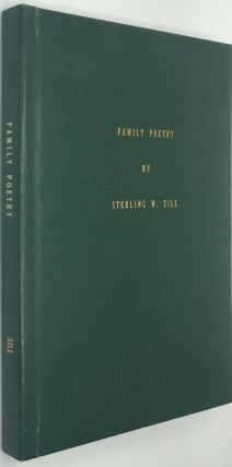 Family Poetry. Sterling W. Sill