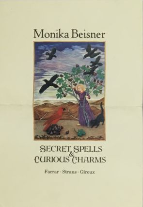Secret Spells & Curious Charms [Poster]. Monika Beisner