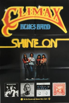 Shine On [Poster]. Climax Blues Band