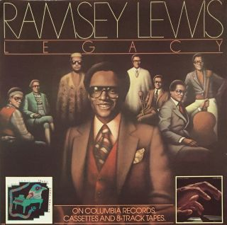 Legacy [Poster]. Ramsey Lewis