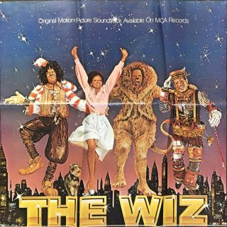 The Wiz [Poster]. L. Frank Baum
