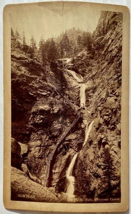 Seven Falls, Cheyenne Canon. 188. William Edward Hook