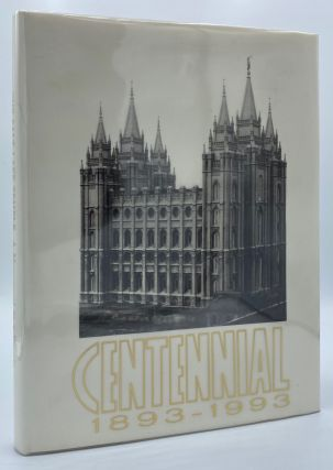 The Salt Lake Temple: A Monument to a People. Mormon, LDS