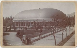 Mormon Tabernacle Salt Lake City. Charles Ellis Johnson