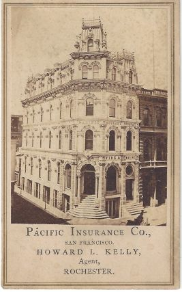 Pacific Insurance Company. Thomas Houseworth