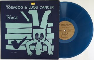 Tobacco and Lung Cancer / Peace 'First Principles'. Dr. Robert J. Beveridge, Theodore Tuttle A