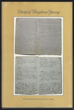 Diary of Brigham Young 1857. Brigham Young